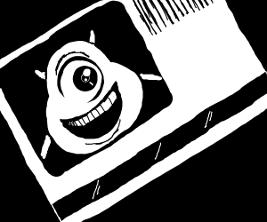 Mike bright's SCP ID card