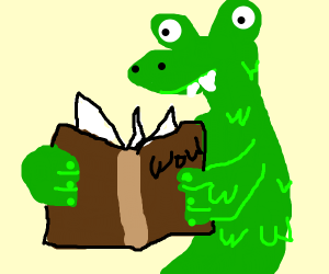 Crocodile Reading
