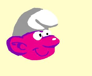 purple smurf