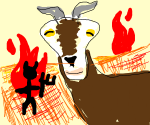 goat sim in hell