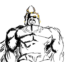 Guy feri but as all might
