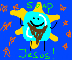 PRAISE SOUP JESUS