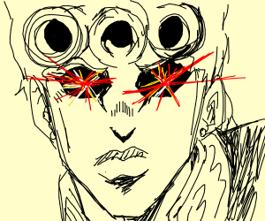 When the giorno theme starts playing...