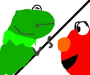 the muppets vs sesame street