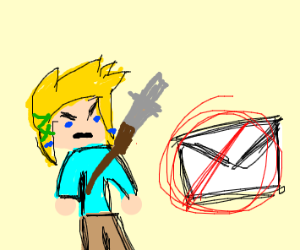 Link Hates Mail