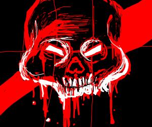 skull bleeding