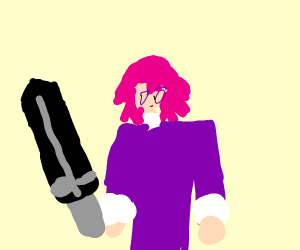 Crona from soul eater