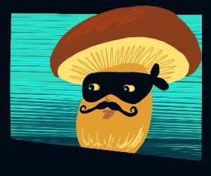 Mushroom in disguise