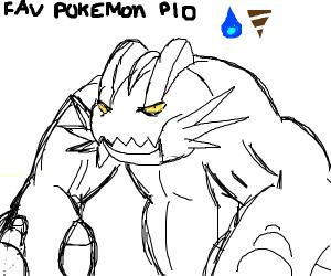 Fave Pokémon (mine is Lucario :)