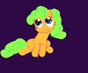 Poor horse :'(