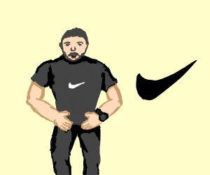 Shia LaBeouf but Nike