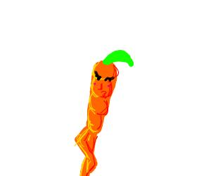Cute sexy carrot