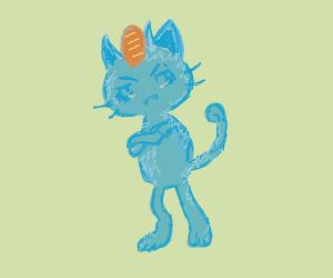 Minimalist Alolan meowth?
