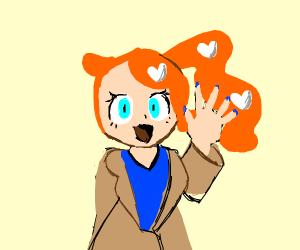 Pokemon Goddess Sonia