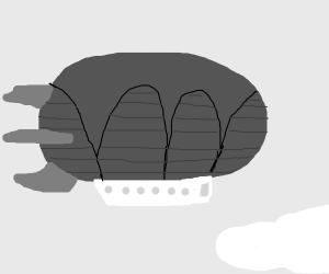 a dirigible