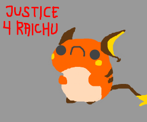 Raichu deserved more love