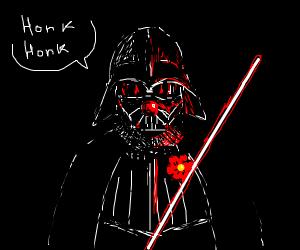 Clown Darth Vader