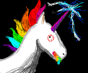 Rabid Unicorn