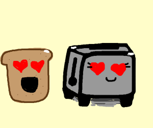 bread and toaster romance