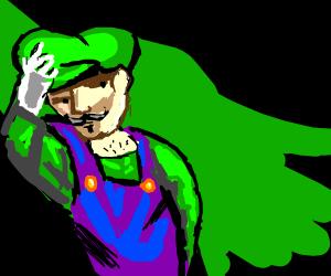 Luigi is hotter than Peach