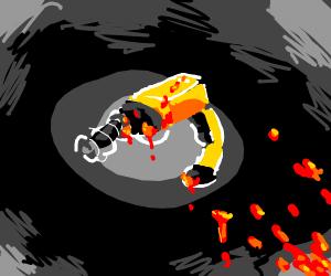 Bloody Screw Gun
