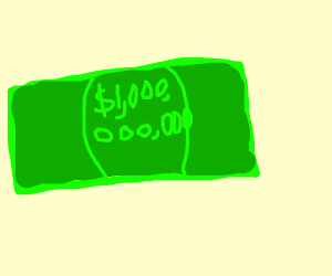 Enormous dollar