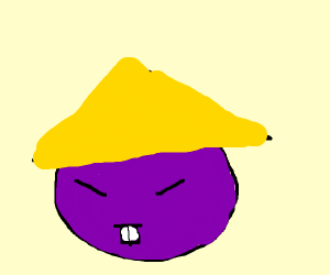 Purple Asian Kevin might be back