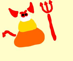candycorn devil