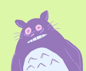 If Totoro did 20 years of meth