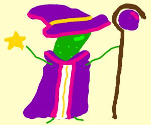 Mystical Cucumber