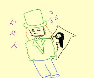 Leprechaun became an anime otaku