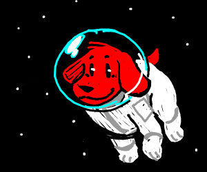 Clifford in space