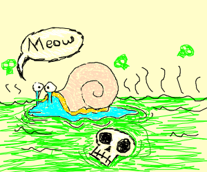 gary the snail on acid