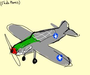 P-40 warhawk