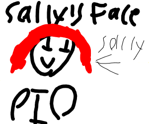 Sally face pio :)