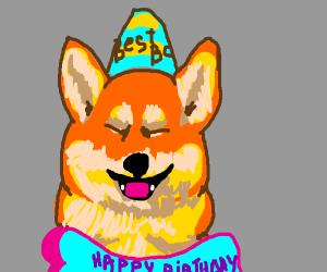 Happy birthday to the goodest boy