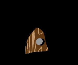 door to a hide away