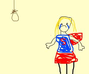 Depressed Superwoman