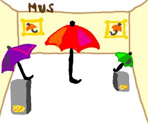 Umbrella Museum