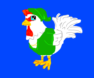 Cucoo/Rooster