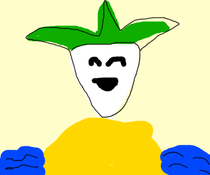 Turnip on an Island
