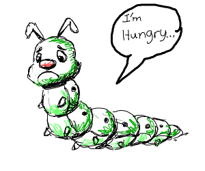 The hungry catepillar