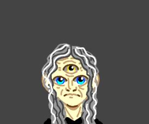 3-eyed hag