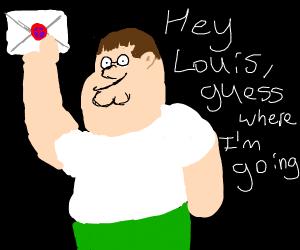 Hey Louis I got invited to smash hehehheehehe
