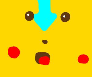 Pikachu; the last airbender.