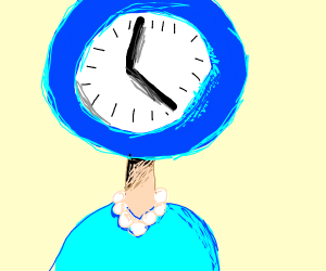 Time lady