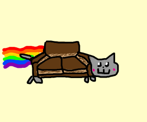 nyan couch