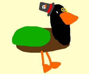 Duckster McDuckington