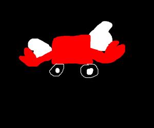 flying crab car