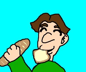 Eat. Bread is Good.